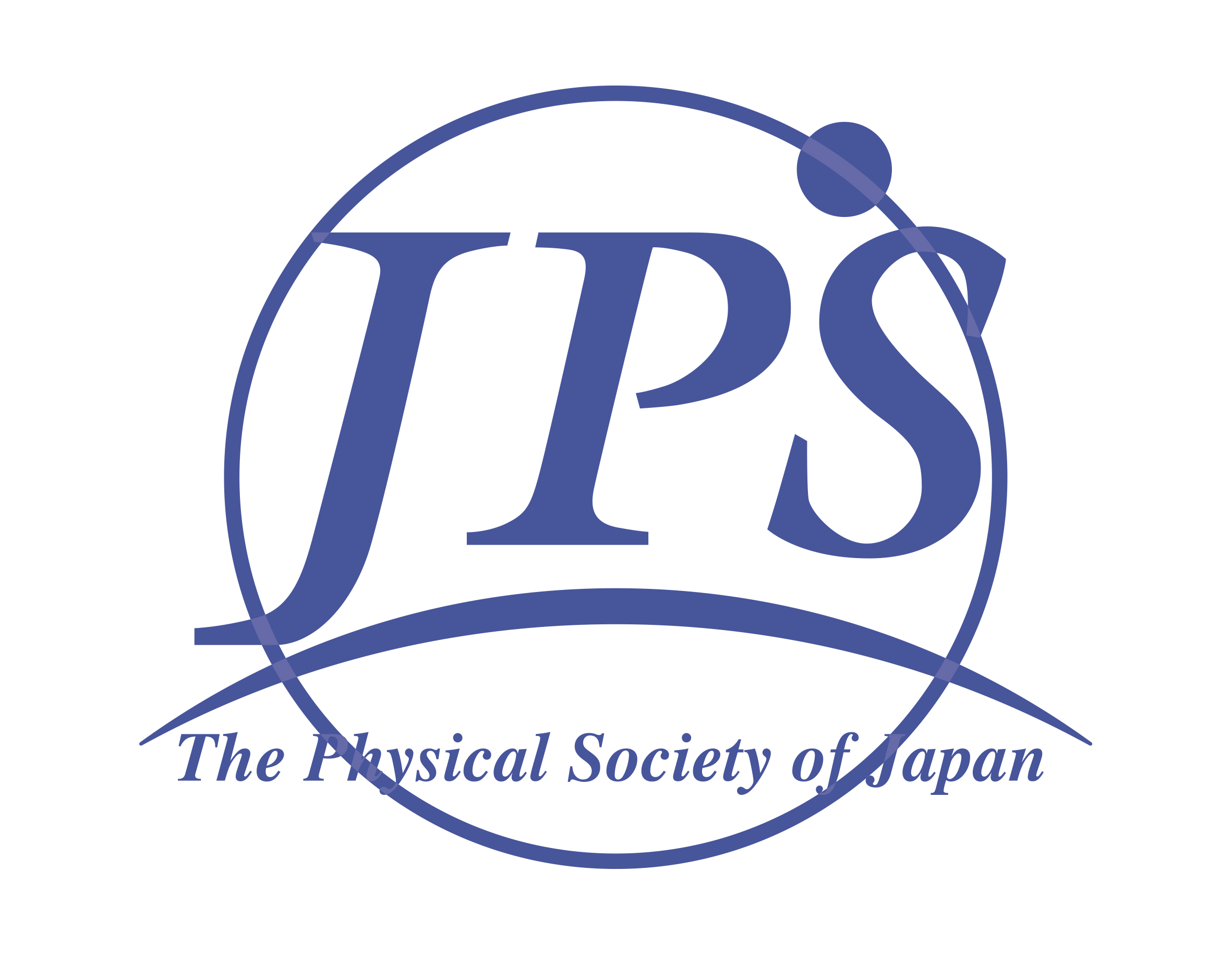 JPS PHYSICAL SOCIETY OF JAPAN logo